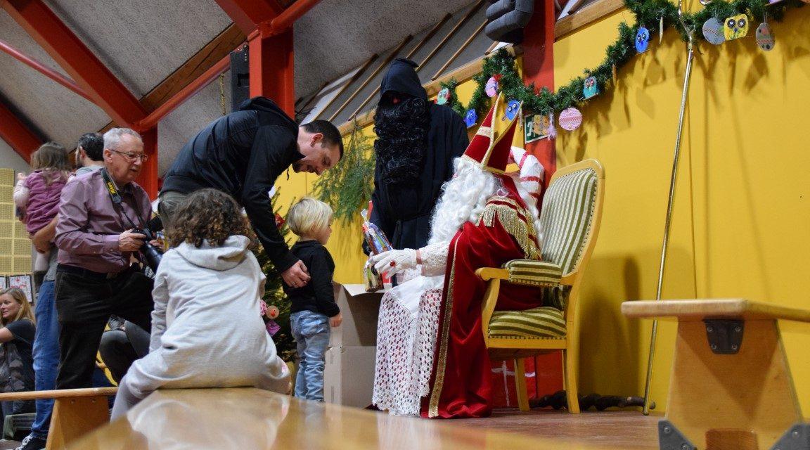 puer Andréck vun der Kleeserchersféier den 03/12/17 zu Béiwen