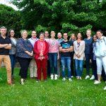 éischt konstruktiv Gespräicher EV Béiwen – EV Téinten-Simmern