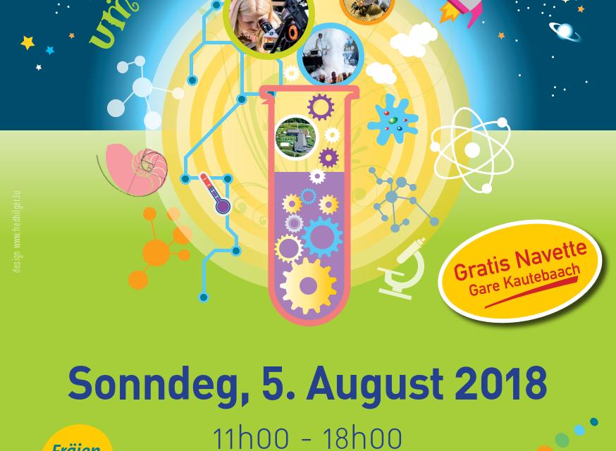 – 04/08/2019 Fuersch duer um Naturparkfest –